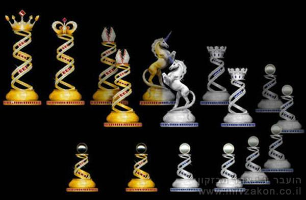 Chess Set For $10Million