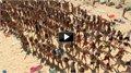 ריקוד המוני על חוף ראשון לציון