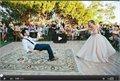 ריקוד מגניב של כלה וחתן