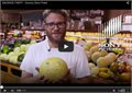פספוסים בחנות ירקות - פירות אנימציה