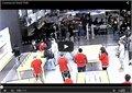חנות אפל שדדו פעמיים ב -4 ימים